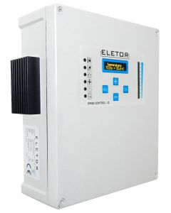 Eletor SC-12 -  microclimate controller for the piggery