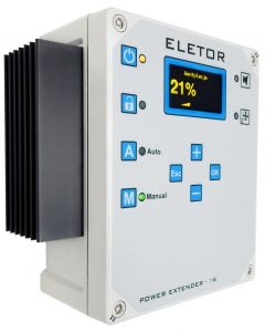 ELETOR SC-PE16 - 16A Power Extension for Ventilation Climate Controllers
