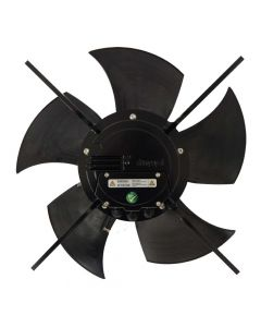 ebm-papst S3G630-DQ37-35 - Energy-saving chimney fan for livestock buildings