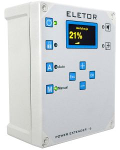 ELETOR SC-PE6 - 6A Power Extension for Ventilation Climate Controllers