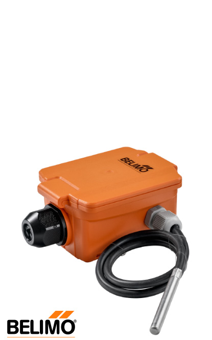 Belimo sensors and actuators